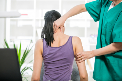 Neck Pain in Barrie, Ontario