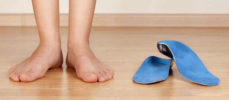Custom Orthotics in Barrie, Ontario
