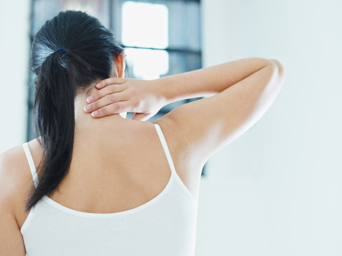You Don't Have To Push Through Neck Pain!
