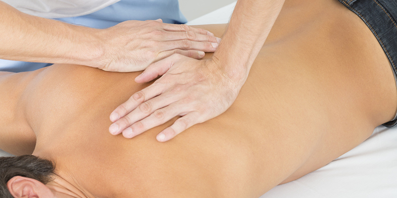 Upper Back Pain in Barrie, Ontario